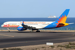 G-LSAN_02 (GH@BHD) Tags: glsan boeing 757 752 757200 b757 b752 ls exs jet2 jet2holidays ace gcrr arrecifeairport arrecife lanzarote airliner aircraft aviation