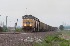 UP 6052 (CC 8039) Tags: up trains ac44cw rochelle illinois