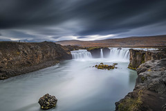 Gods have their favorite waterfall (Sizun Eye) Tags: waterfall river godafoss iceland longexposure poselongue le islande cascade sizuneye nikond750 nikkor1424mmf28 nikkor nikon 1424mm leefilters nisifilters