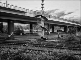 Brückentreppe