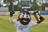 Rowdy! (acase1968) Tags: medford rogues trophy rowdy mascot nikon d500 nikkor 70200mm f28g 2017 great west league champions oregon gwl baseball harry david field