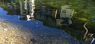 Río Matarraña. Valderrobres, Teruel, España.