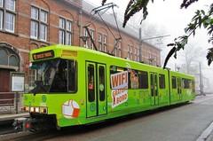 7422 M3 (brossel 8260) Tags: belgique tec charleroi tram