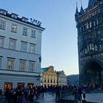 Křižovnické square, Prague, Czech Republic thumbnail