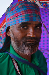 Portraits from Bengal (pallab seth) Tags: portrait face expression bengal india photographer male gangasagar
