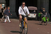 Museumplein - Amsterdam (Netherlands) (Meteorry) Tags: europe nederland netherlands holland paysbas noordholland amsterdam amsterdampeople candid zuid south sud museumkwartier bicycle bicyclette bike vélo cyclist ovfiets man homme guy male april 2018 meteorry