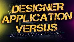 VERSUS EVENT DESIGNERS APPLICATION (Carl Wardark Art Photo) Tags: designer application versus sl secondlife