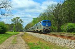 20 at Cuba (dylanjones18) Tags: amtrak alabama genesis ge railfan photography railroading