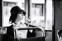 set anni 50 1042 (kingeston) Tags: kingeston ernesto fiorentino roma atac museo tram ritratto portrait bianco nero black white blanc noir bianconero blackwhite noiretblanc anni 50 set 50th