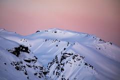 Mountain Sunrise April