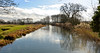 STROUDWATER CANAL (chris .p) Tags: stroudwater canal gloucestershire nikon d610 view water scene winter 2018 uk reflection england capture tree trees february