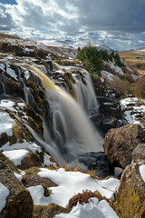 Loup of Fintry (MilesGrayPhotography (AnimalsBeforeHumans)) Tags: 1635 fe1635mm sonyfe1635mmf4zaoss 10stopper a7ii britain europe endrick fe f4 fintry loupoffintry falls ilce7m2 landscape lens longexposure landscapephotography leap mountains nd nd1000 outdoors oss photography portrait tranquil rocks river rural riverendrick scotland sky scenic sunlight sunshine sonya7ii sony sonyflickraward snow scottish scottishlandscapephotography trees uk unitedkingdom waterscape wide water wideangle waterfall zeiss stirlingshire