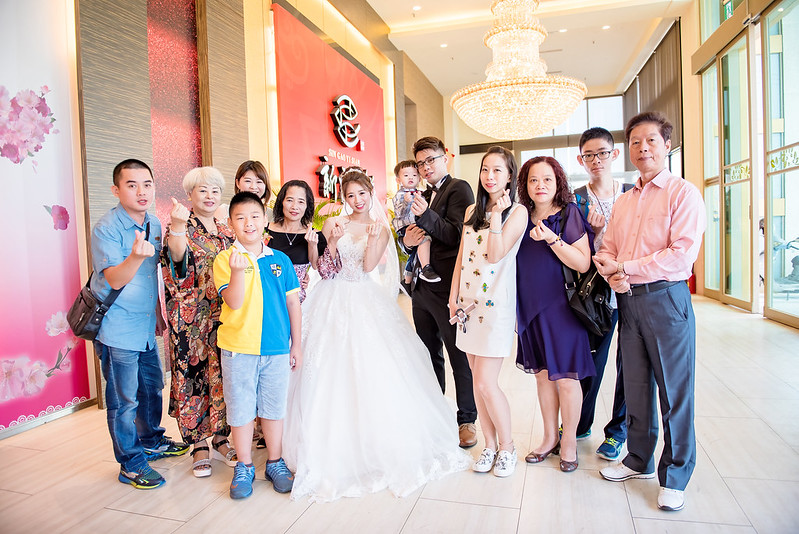 婚禮攝影 [振穎❤文鈴] 結婚之囍@新高乙鮮婚宴會館