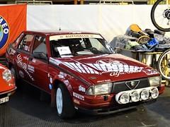 1986 Alfa Romeo 75 Turbo Gr. N (Alessio3373) Tags: auto cars worldcars transaxle youngtimers autoshite sportcars classiccars oldcars alfaromeo75turbo alfa75 alfaromeo75 alfa75turbo alfaromeo