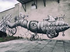 Walthamstow (cuppyuppycake) Tags: walthamstow london england uk graffiti street art