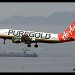 A320-214   Philippines AirAsia   PUREGOLD   RP-C8975   HKG thumbnail