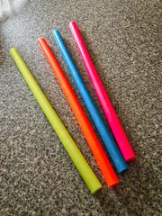 Drinking Straws (btusdin) Tags: 7daysofshooting week35 straightandnarrow colourfulthursday