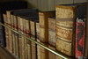 Domesday book (bob bobsson) Tags: lanhydrock cornwall nationaltrust agarrobartes books antique bookshelf domesday house