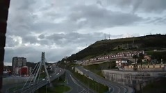 Timelapse Bilbao (arxabin) Tags: timelapse time lapse bilbao bilbo clouds nubes anochecer
