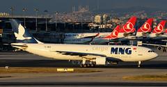 TC-MCG (Ken Meegan) Tags: tcmcg airbusa300b4622rf 739 mngairlines mngcargo istanbulataturk 472017 istanbul ataturk cargo airbusa300 airbus a300b4622rf a300