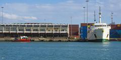 Mersin -  Port (Seyfettin Gundogdu) Tags: mersin port liman