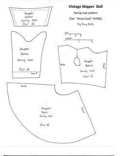 Skipper Swing Coat Pattern
