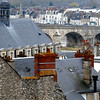 Blois, France (pom'.) Tags: panasonicdmctz101 march 2018 blois loiretcher 41 centrevaldeloire loire bridge roofs france europeanunion 100 200 300 5000