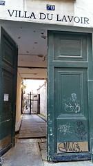 555 Paris en Février 2018 - rue René Boulanger, Villa du Lavoir (paspog) Tags: paris france février februar february 2018 ruerenéboulanger villadulavoir