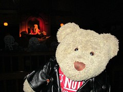 The verdict (pefkosmad) Tags: tedricstudmuffin teddy ted bear cute cuddly animal toy stuffed soft plush fluffy holiday week holibob cottage cornwall bodmin cardinham westcountry westsidecottage daysout trips touring tourist tourism adventures