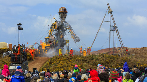 The Cornish Man Engine
