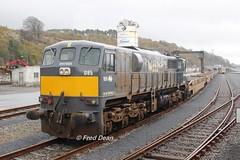Irish Rail 085 in Sallypark. (Fred Dean Jnr) Tags: irishrail iarnrodeireann april2018 071class 085 sallypark waterford generalmotors electromotivedivision