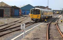 Irish Rail 2811/12 in Colbert Station. (Fred Dean Jnr) Tags: irishrail iarnrodeireann april2018 2811 2812 colbertstationlimerick