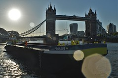 Felix + Pegasus (53) @ Butlers Wharf 23-05-18 (AJBC_1) Tags: riverthames eastlondon london england unitedkingdom uk ship boat vessel tug tugboat livettsgroup dlrblog ©ajc nikond3200 bennettsbarges pushertug navtug18ts navconsult bennettstugs barge thamestidewaytunnelproject ajbc1 felix tidewayclassbarge butlerswharf shadthames pegasus bargepegasus lowerpool londonboroughofsouthwark bermondsey shipsinpictures stgeorgesstairs towerbridge landmark landmarks londonskyline cityskyline baarsbv