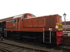 IMG_8348 - BR Class 14 D9551 (SVREnthusiast) Tags: severnvalleyrailway svr severnvalley severn valley railway brclass14d9551 br class14 d9551