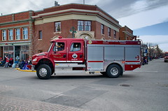 Fort Macleod and District Pump 15 Fire Truck (Bracus Triticum) Tags: fort macleod district pump 15 fire truck アルバータ州 alberta canada カナダ 11月 十一月 霜月 jūichigatsu shimotsuki frostmonth autumn fall 平成29年 2017 november