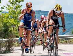 David Huertas Campeón Aragón Triatlón Olímpico Clasificatorio Tarazona (8)