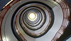 Not exactly spiral staircase (Redederfla) Tags: staircase hamburg kontorhaus sprinkenhof spiralstaircase stiegenhaus wendeltreppe ngc