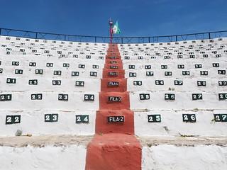 Take your seat at the Plaza de Toros