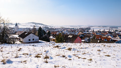Huisheim-Panorama (Tobias Keller) Tags: 169 aussicht bavaria bayern deutschland donauries germany heimat huisheim landschaft panorama schnee schwaben swabia weitwinkel weitwinkelkonverter winter home landscape exif:aperture=ƒ90 geocountry camera:make=panasonic exif:isospeed=160 geostate geocity geo:lat=4882485505 geo:lon=10708585183333 camera:model=dmcg5 geolocation exif:lens=lumixg14f25 exif:focallength=14mm exif:model=dmcg5 exif:make=panasonic lumixg14f25 panasonicdmcg5