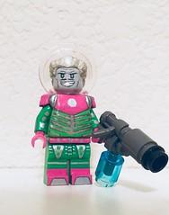 LockVerse: Mr Zero (Jake Vitlock) Tags: custom lockverse batman mr zero frant walker lego dc