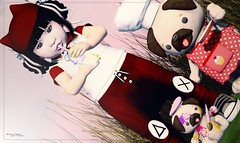 POST ★☆ 1K234 ★☆ (♕ Xaveco Mania - Jhess Yoshida ♕) Tags: ayashi littlefriend yourdreams pose secondlifephotography secondlifeblog secondlife kid