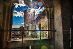 Manzanares el real castle (Lucien Schilling) Tags: manzanareselreal comunidaddemadrid spain es castel old stone rock tower