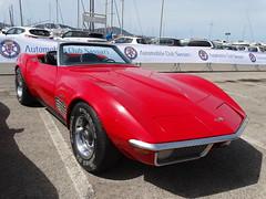 American motors festival 2018 (antonè) Tags: corvette americanmotorsfestival alghero rivieradelcorallo car rossa red sardegna antonè chevrolet voiture stingray 1963