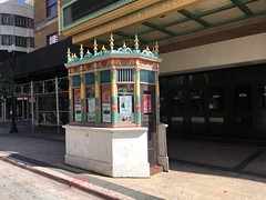 Olympia Theater Ticket Booth Downtown Miami (Phillip Pessar) Tags: olympia theater ticket booth downtown miami cinema gusman center for performing arts