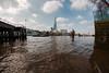 London (Tuomo Lindfors) Tags: london england unitedkingdom yhdistynytkuningaskunta isobritannia dxo filmpack lontoo thames joki river shard pilvenpiirtäjä skyscraper greatbritain vesi water club16 fisheye