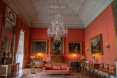 Shugborough Hall (Rocacidi) Tags: nationaltrust shugborough red historical interior statelyhome staffordshire crystal