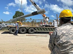 Puerto Rico National Guard (The National Guard) Tags: puerto rico pr prng nationalguard national guard guardsman guardsmen soldier soldiers us army united states america usa military troops hurricane maria support domestic response weather rebuilding power emergency vieques reconstruction