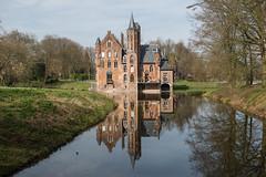 Wissekerke castle_DVL1297 (larry_antwerp) Tags: bazel kasteel castle wissekerke