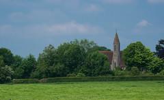 Pastoral (ellesmere FNC) Tags: shropshire landscape summer canal bat holiday panasonic gx80 waterside