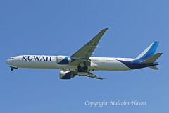 B777 9K-AOC KUWAIT AIRWAYS (shanairpic) Tags: jetairliner passengerjet shannon b777 boeing777 triple7 kuwaitairways 9kaoc